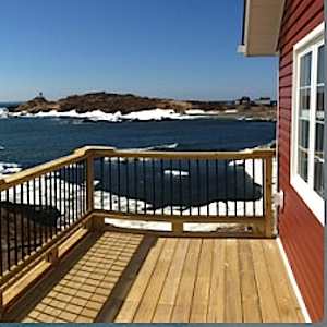 Waterside Cabins Twillingate