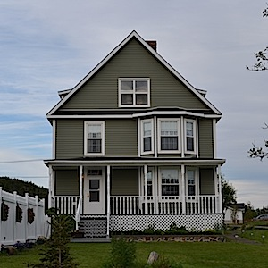 Applewood Inn B&B in Twillingate