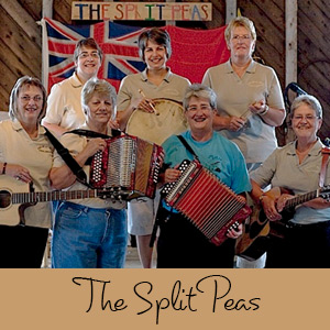 The Split Peas