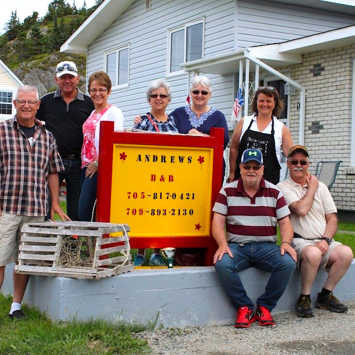 Andrews Bed and Breakfast Twillingate