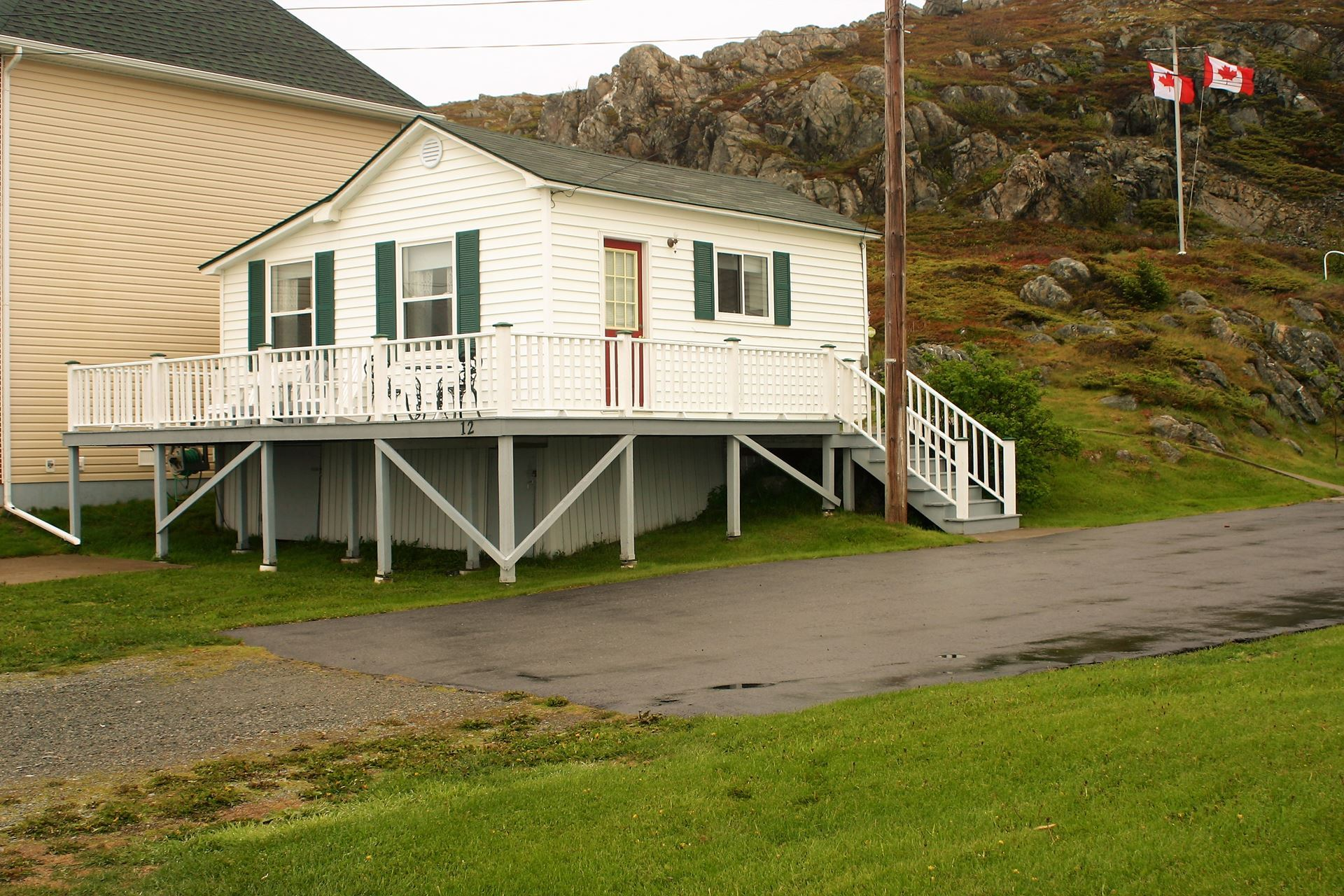Hillside Cottage in Twillingate