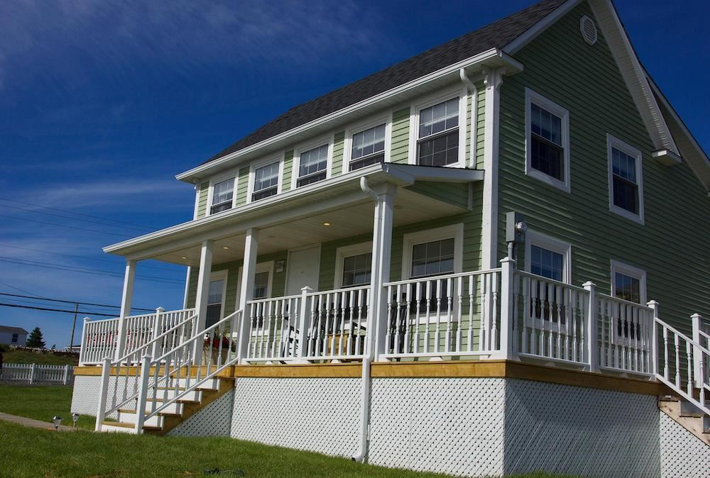 Skipper Tom's Vacatin Home Twillingate