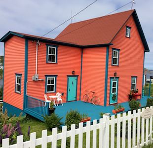 The Pumpkin House Twillingate
