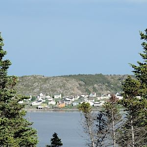 North 99 Motel in Twillingate