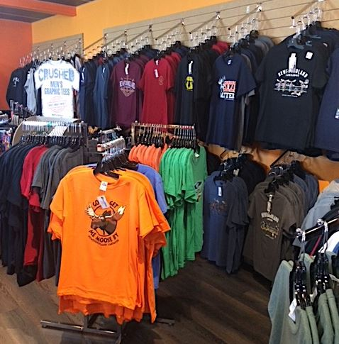 Downhome Shoppe at the Auk Island Winery in Durrell Twillingate